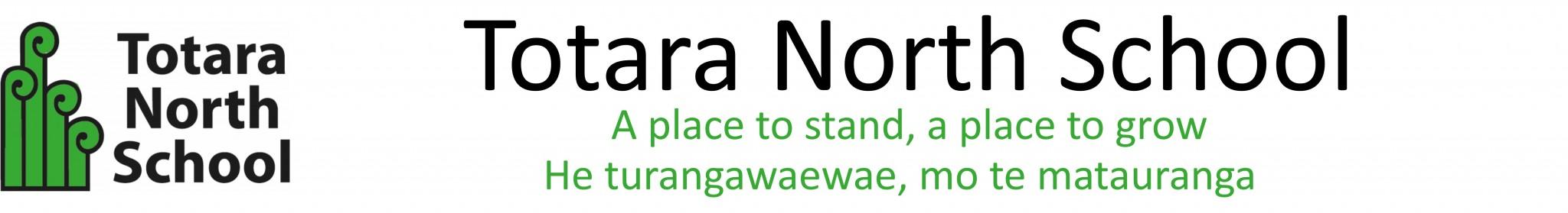 Totara North School Logo