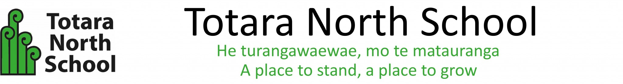 Totara North School Logo